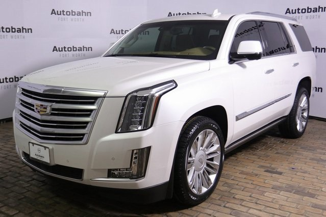 Pre-Owned 2016 Cadillac Escalade Platinum Edition