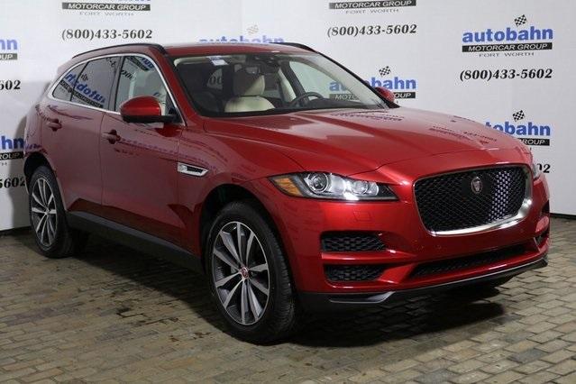 Pre Owned 2019 Jaguar F Pace 25t Prestige 4d Sport Utility In Fort