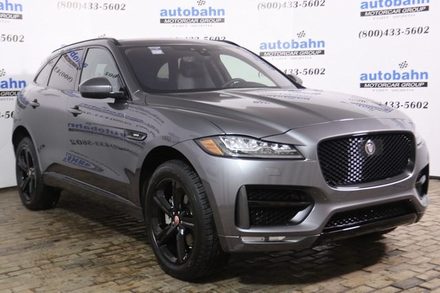 New 2019 Jaguar F Pace 25t R Sport 4d Sport Utility In Fort Worth