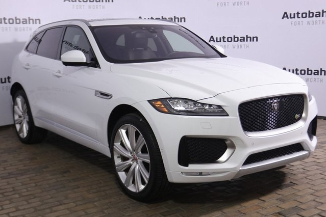Certified Pre-Owned 2018 Jaguar F-PACE S