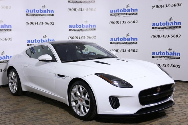 New 2018 Jaguar F TYPE Base
