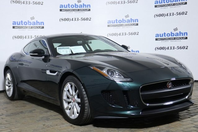 Certified Pre-Owned 2015 Jaguar F-TYPE Base
