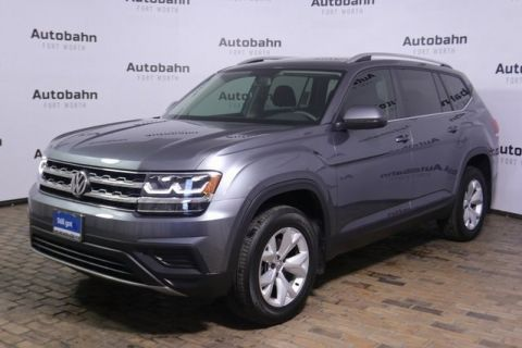 Pre-Owned 2018 Volkswagen Atlas Launch Edition