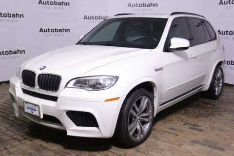 Pre-Owned 2013 BMW X5 M Base