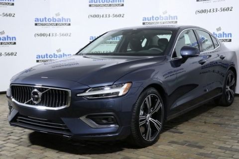 Pre-Owned 2019 Volvo S60 T6 Inscription