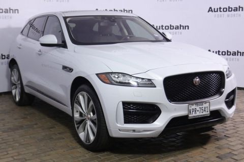 Certified Pre-Owned 2018 Jaguar F-PACE 35t R-Sport