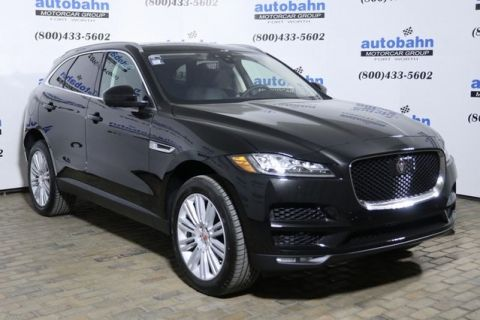 Certified Pre-Owned 2019 Jaguar F-PACE 30t Portfolio