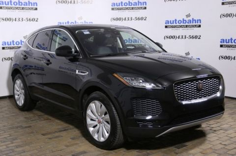 Certified Pre Owned 2018 Jaguar E PACE SE