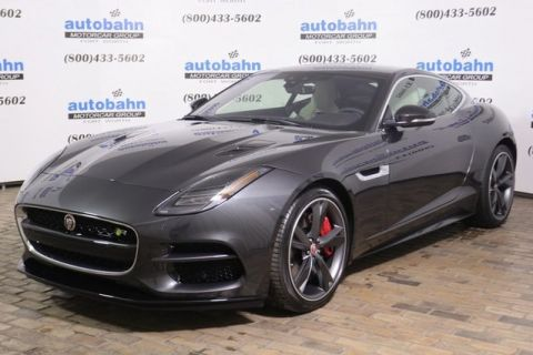New 2020 Jaguar F-TYPE R