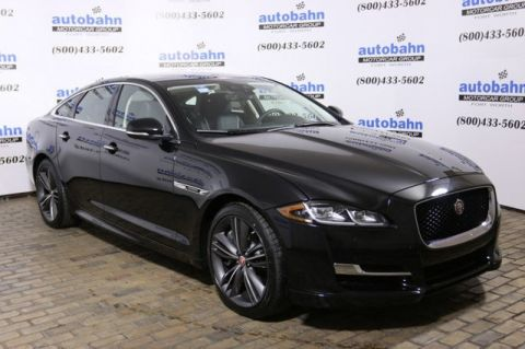 Pre-Owned 2018 Jaguar XJ Supercharged