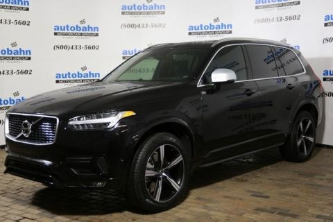 Pre-Owned 2019 Volvo XC90 T6 R-Design